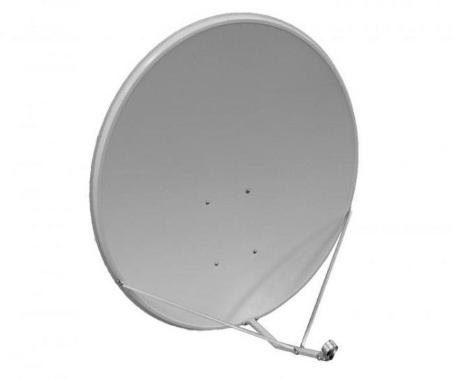 Антенна спутниковая офсетная АУМ CTB-0.8-1.1 0.7