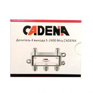 Делитель Cadena 4