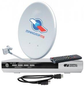 Комплект спутникового оборудования TRICOLOR Full HD GS-U510